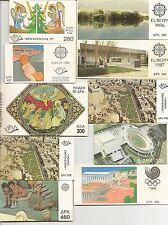 GREECE BOOKLETS 1986-99 (20)
