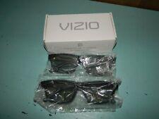 2 Pairs VIZIO THEATER 3D glasses for VIZIO Brand new DL1101AR1C0