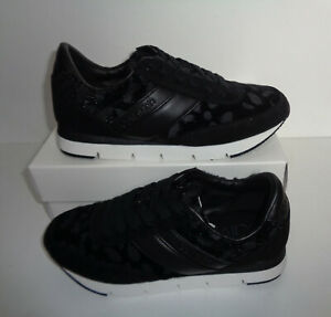 Calvin Klein Ladies Black Trainers Casual Shoes Womens RRP £70 New Size 4 & 5