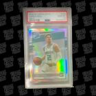 LAMELO BALL 2020-21 Optic Rated Rookie SILVER HOLO PSA 10! Hornets RC 🏀🔥