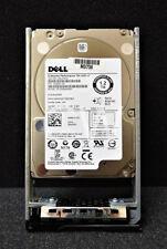 "Dell RMCP3 0RMCP3 1.2TB 10K RPM 6Gb/s 2.5"" SAS Hard Drive ST1200MM0007 W/R TRAY"