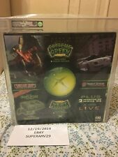XBOX EXTREME GREEN EDITION VGA 85 ARCHIVAL CASE CANADA VERSION TRANS.GREEN