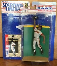 1997 Barry Bonds San Francisco Giants Starting Lineup in pkg w/ Baseball Card