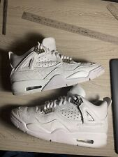 Air Jordan 4 Bling 2000 Size 8.5 Sole Swapped