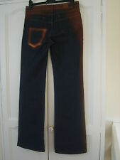 Just Cavalli Bootcut Jeans Ladies Size 27/41 Low Rise