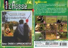 DVD Chasse à l'arc : les chemins de l'émotion + Bonus Chasse a l'approche