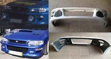 Subaru Impreza Classic TURBO STI WRC 22B Style Pare Choc Avant