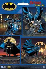 STICKER SET - BATMAN - Dark Knight Rises Bat Signal Licensed New