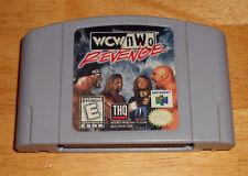 WCW/NWO Revenge                ***  Nintendo 64 Game***
