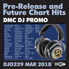 DMC DJ Only 229 Promo Chart Music Disc for DJ's Double CD Radio Edit & Remixes