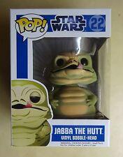 Funko POP Jabba The Hutt Star Wars Vinyl Bobblehead Figure