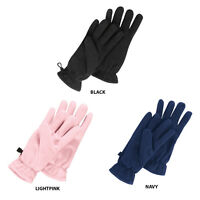 Adult Winter Outdoor Cold Weather Fleece Gloves
