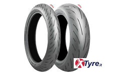 Bridgestone BATTLAX S22 Coppia 120/70-17 58W + 190/50-17 73W DOT 2019