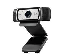 Logitech C930e Business Webcam Neu Schwarz (960-000972)