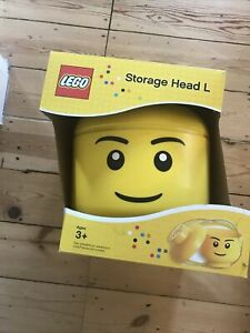 Lego Large Storage Head - Stackable