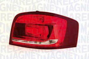 AUDI A3 8P 3 Door Hatchback Facelift 2008 - 2011 Rear Tail Light Lamp RIGHT