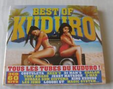 BEST OF KUDURO 60 HITS (3CD) VARIOUS ARTISTS - NEUF SCELLE