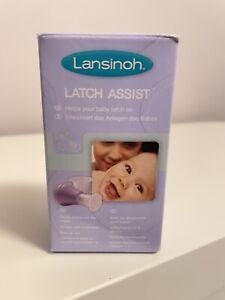 Lansinoh Latch Assist Nipple Everter With Case