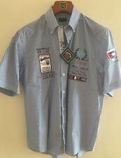 Paul & Shark Yachting Shirt Camicia Size 45 17 5""