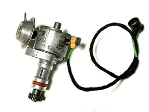 MERCEDES W201 190 W124 DISTRIBUTER & CABLE BOSCH 0031581901 0237002084