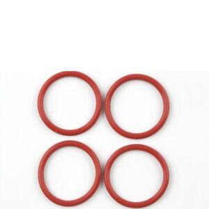 O-Ring Ø 4 - 340 mm Schnurstärke 4 mm DIN3771 Silikon Dichtring Oring Nullring