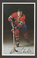 1969-71  MONTREAL CANADIENS POSTCARDS  PETE MAHOVLICH   INV  J7365