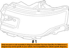 FORD OEM 13-17 Flex-Headlight Assembly DA8Z13008H