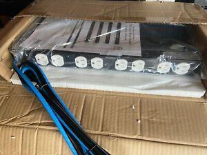 NEW (open box) Middle Atlantic PD-915R 120 Volt rack mount power strip