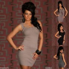 Viscose Round Neck Party Dresses