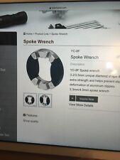 Bikehand Spoke Wrench (YC-8F)