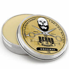 The Beard and The Wonderful, BIG Beard Taming Balm. 30ml (1oz) Tin Unscented