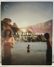 Y Tu Mama Tambien (Blu-ray/Dvd, 2014, 3-Disc Set, Criterion Collection) V. Good