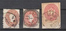 FRANCOBOLLI LOMBARDO VENETO 5+10 SOLDI Z/3609