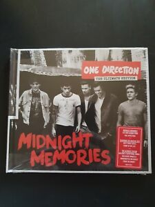 One Direction - Midnight Memories (The Ultimate Edition) (CD, 2013) new/sealed
