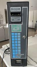 Coffee Inn's Cm-100 Vendin 00006000 g Dollar Bill Quarter Machine Changer w/ Key