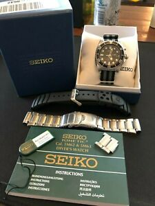 Seiko Kinetic Dive Watch - SKA371 (aka - BFK)