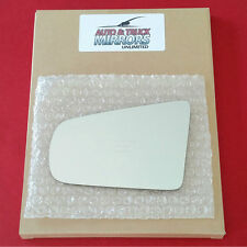 NEW Mirror Glass + ADHESIVE DEVILLE SEVILLE ELDORADO Driver Side **FAST SHIP**