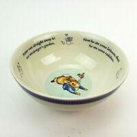 Wedgewood Peter Rabbit Bowl Beatrix Potter England
