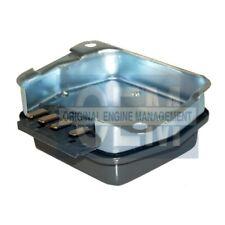 Voltage Regulator fits 1985-1986 Merkur XR4Ti  ORIGINAL ENGINE MANAGEMENT