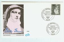 BRD FDC Ersttagsbrief 1983 Edith Stein Mi.Nr.1162