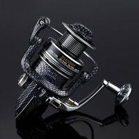 13BB 5.5:1 Gear Ratio Spinning Fishing Reel Full Metal Body Saltwater Freshwater