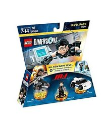 Lego Ethan Hunt Minifigure From Dimensions 71248 Mission Impossible