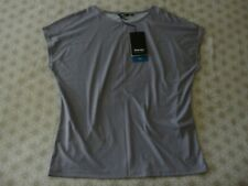 """NWT ROHAN """"Pinpoint Spot"""" Short Sleeve Top - size 12/14UK"""