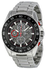 Michael Kors MK9011 Jetmaster Skeleton Dial Stainless Automatic Men's Watch
