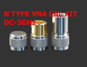 N TYPE Male Cal Kit  Equiv to  85032B