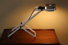 Artemide Sintesi Tavolo Table Lamp Ernesto Gismondi Mid-Century White Italian
