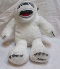 "Aeropostale Rudolph Red Nosed Reindeer Abominable Snowman Bumble 17"" Plush"