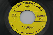 Jack Hansen: The Bostella / Tonight You Belong to Me  [Unplayed Copy]