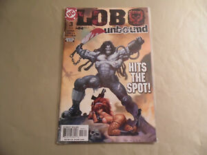 Lobo Unbound #3 (DC 2003) Free Domestic Shipping