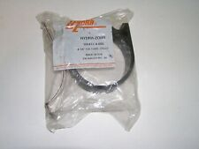 "Hydra-Zorb 100412 Cushioned Pipe Clamp 4-1/8"" Od Tube New unopened"